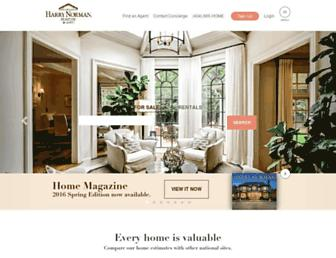 Thumbshot of Harrynorman.com