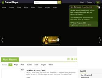 Thumbshot of Gamemaps.com