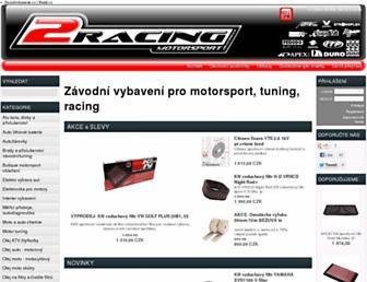Thumbshot of 2racing.cz