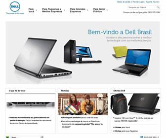 Thumbshot of Dell.com.br