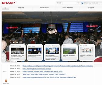 sharp-world.com screenshot