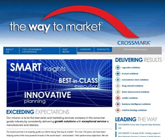 Thumbshot of Crossmark.com