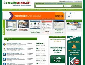Thumbshot of Securitywonks.net