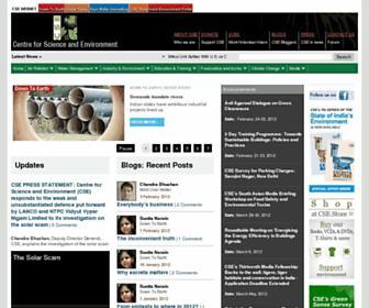 Thumbshot of Cseindia.org