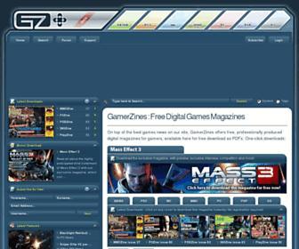 Thumbshot of Gamerzines.com