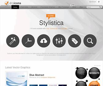 dryicons.com screenshot