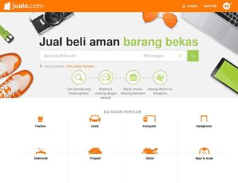 jualo.com screenshot