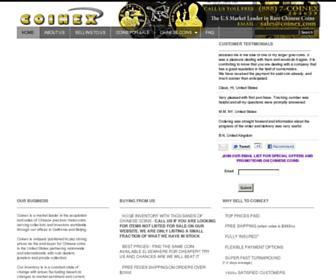 coinex.com screenshot