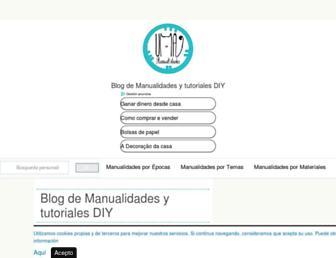 umamanualidades.com screenshot