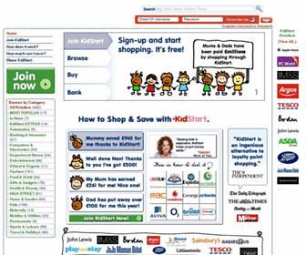 Thumbshot of Kidstart.co.uk