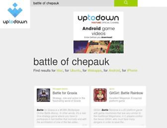 battle-of-chepauk.en.uptodown.com screenshot