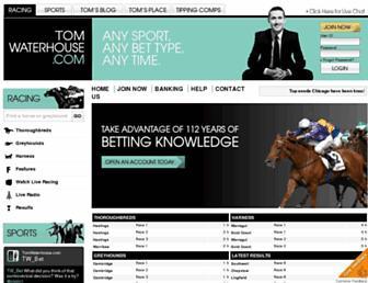 Thumbshot of Tomwaterhouse.com
