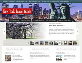 Thumbshot of Newyork-travel-guide.com