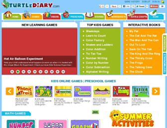 Thumbshot of Turtlediary.com