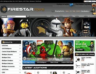 firestartoys.com screenshot