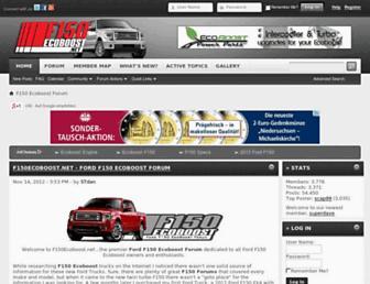 f150ecoboost.net screenshot
