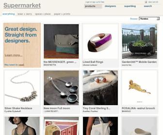 Thumbshot of Supermarkethq.com