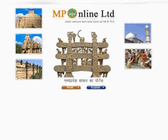 Thumbshot of Mponline.gov.in