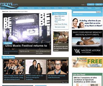 Thumbshot of Miami.com