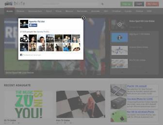 free-itv.com screenshot