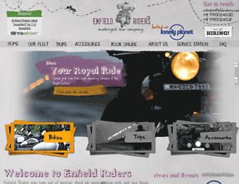 Thumbshot of Enfieldriders.com