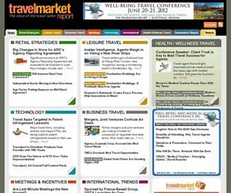 travelmarketreport.com screenshot