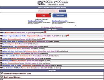 Thumbshot of Moviemansion.net