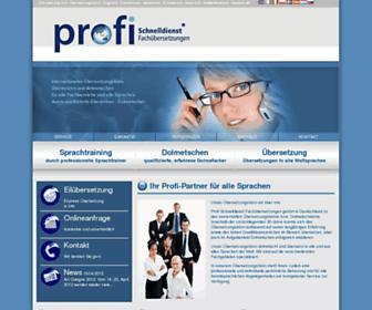 Thumbshot of Profischnell.com