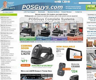 posguys.com screenshot