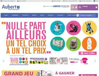 Thumbshot of Aubert.com