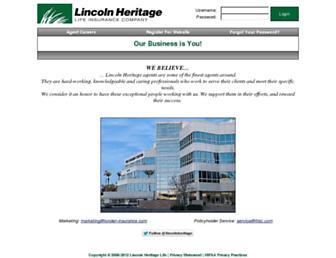 lhlicagents.com screenshot