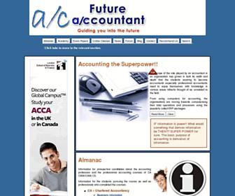 futureaccountant.com screenshot