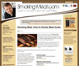 Thumbshot of Smoking-meat.com