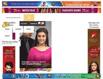 bizasialive.com screenshot