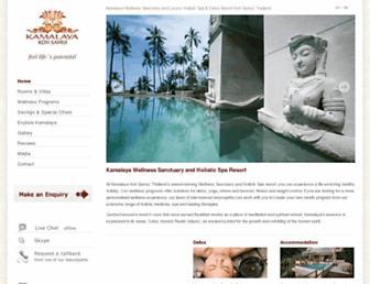 Thumbshot of Kamalaya.com