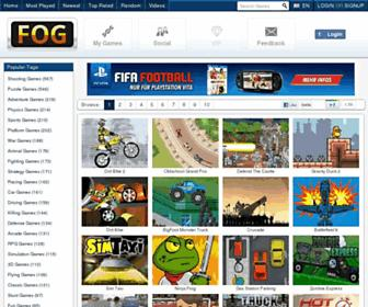Thumbshot of Freeonlinegames.com