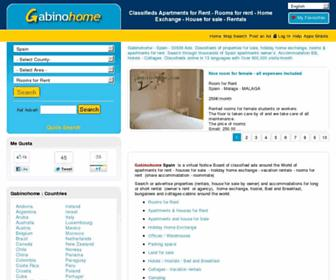 Thumbshot of Gabinohome.com