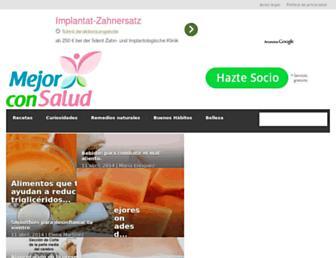 Thumbshot of Mejorconsalud.com