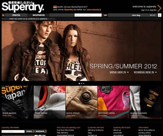 Thumbshot of Superdry.com