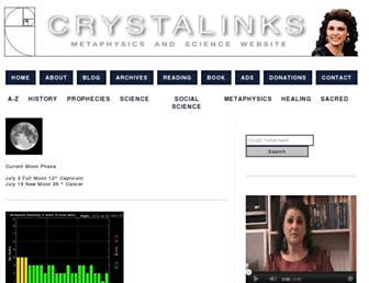 crystalinks.com screenshot