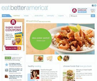 Thumbshot of Eatbetteramerica.com