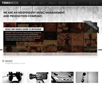 yonasmedia.com screenshot