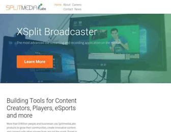 splitmedialabs.com screenshot