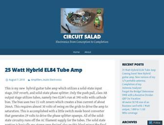 circuitsalad.com screenshot