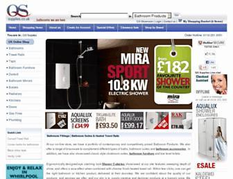 qssupplies.co.uk screenshot