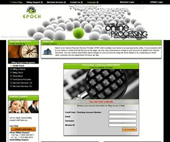 Thumbshot of Epoch.com