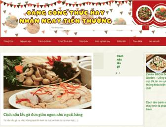 toinayangi.vn screenshot