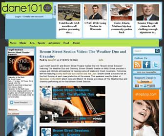 Thumbshot of Dane101.com