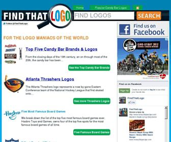 findthatlogo.com screenshot