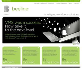 beeline.com screenshot